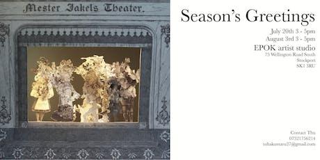 Season's Greetings Project workshop #1 tickets