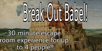 Break out Babel!