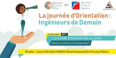 JOID - journée d'orientation : Ingénieurs de Demain 6ème Édition tickets