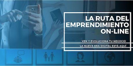 Conferencia - La Ruta del Emprendimiento On-line boletos