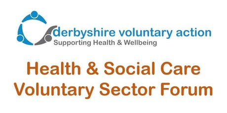 Derbyshire Voluntary Action VCS Health & Social Care Forum tickets