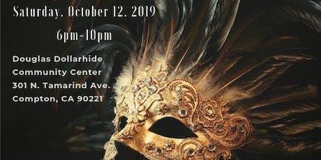 3rd Annual Black Tie Masquerade Gala tickets
