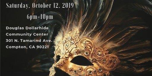 3rd Annual Black Tie Masquerade Gala