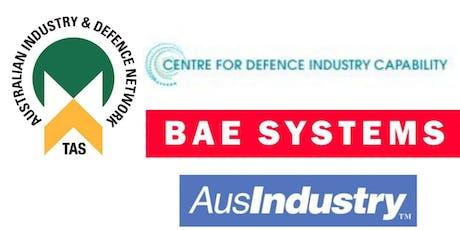 AIDN Tas BAE Hunter Class Briefing tickets