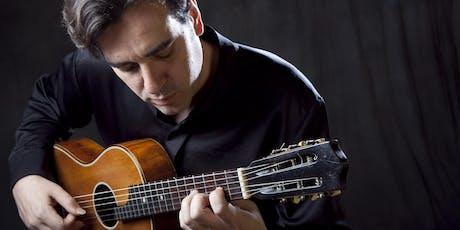 Joan Benejam; Spanish Guitar Masterpieces tickets