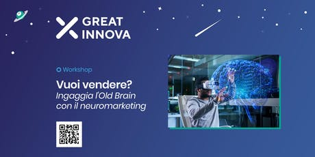 Vuoi vendere? Ingaggia l'Old Brain con il Neuromarketing! billets