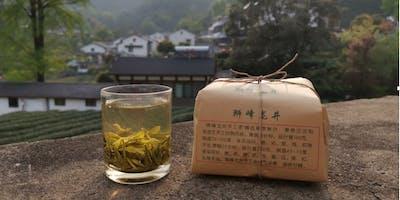 Chinese Green Tea Tasting
