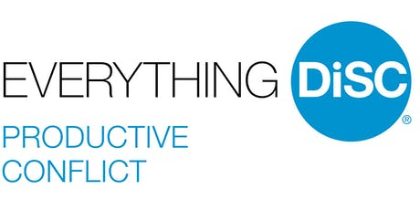 Everything DiSC - Productive Conflict Showcase  tickets