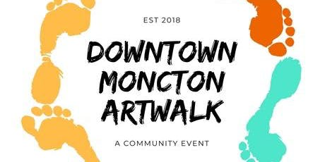 Downtown Moncton ArtWalk 2019 tickets