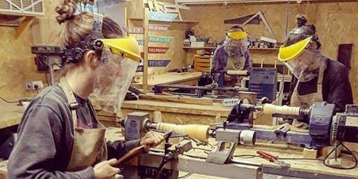 Wood Turning Introduction