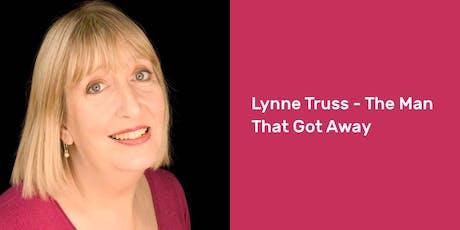 Lynne Truss – The Man That Got Away tickets