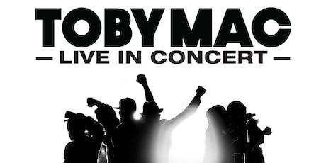 10/26 - Edmonton 2 - TobyMac tickets