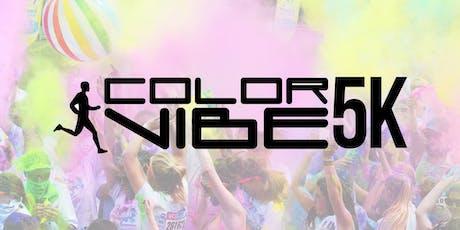 """Color Vibe - Petrosino 2019 """"Fluo Edition"""" biglietti"""