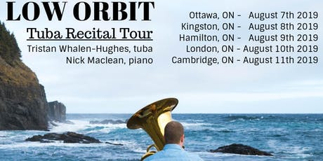 Low Orbit Tuba Recital - Ottawa, ON tickets