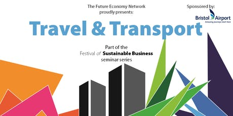 Travel & Transport seminar – The Festival of Sustainable Business tickets