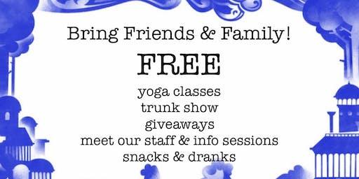 Open House at Yoga Chikitsa