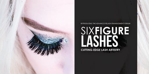 Six Figure Lashes - Cutting Edge Lash Artistry