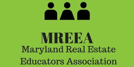 MREEA - Professional Development Session tickets