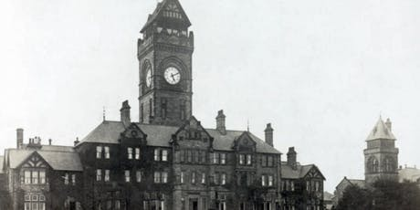 High Royds (now Chevin Park): The Lost World of a Victorian Asylum tickets