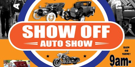 Show Off Auto Show - 9th Annual tickets