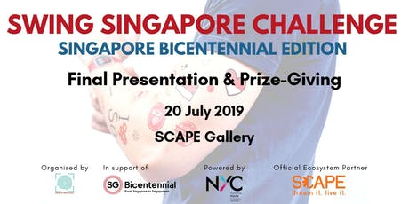 Swing Singapore Challenge - Final Presentation tickets