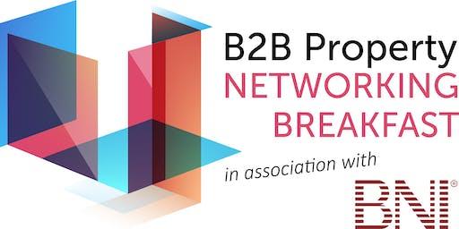 B2B Property Networking Breakfast (in association with BNI)