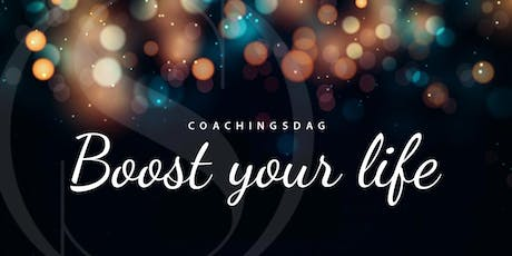 Boost Your Life Coachingsdag tickets