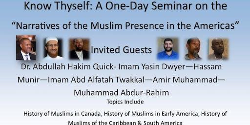 Narratives of the Muslim Presence in the Americas; VA program