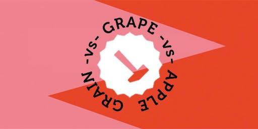 BIRMINGHAM BEER WEEK: Grain -vs- Grape -vs- Apple