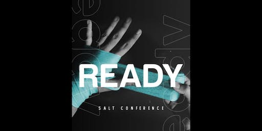 CONFERÊNCIA  READY - SALT MOVEMENT - 2019