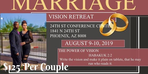 Kingdom Marriage Vision Retreat