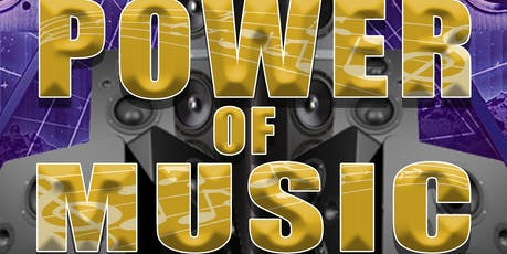 POWER OF MUSIC tickets