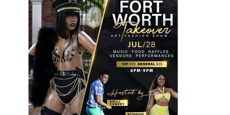 FORT WORTH TAKEOVER tickets