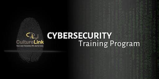 Culturelink's CYBERSECURITY TRAINING PROGRAM