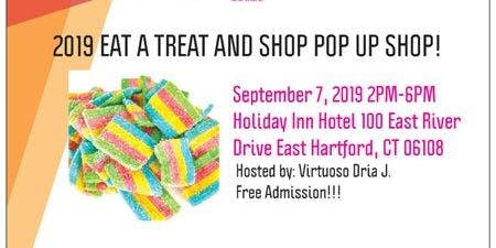 2019 Eat A Treat and Shop Pop-up Shop!