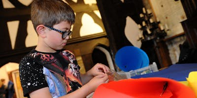 Summer crafts at Hall i' th' Wood  Museum