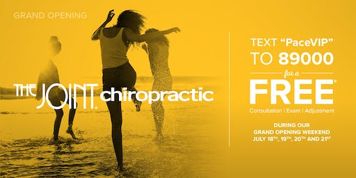 Grand Opening at The Joint Chiropractic in Pace