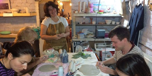 Pottery course in Brussels - TUES 18h00 - 21h00
