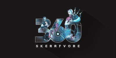 Skerryvore 360 Winter Tour, with Trail West