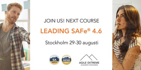 Leading SAFe® 4.6 tickets