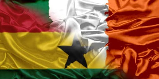 African & Irish Caribbean Heritage Showcase