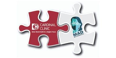 Mad Millennials  X Cardinal Clinic - Mental Health & Well-Being Event