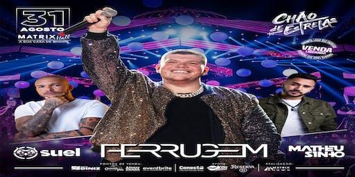 FERRUGEM - Chão de Estrelas
