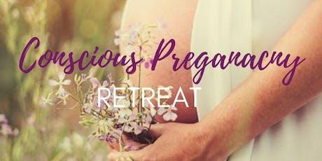 Conscious Pregnancy Yoga Retreat tickets