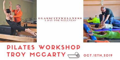 Pilates Workshop with Troy McCarty tickets