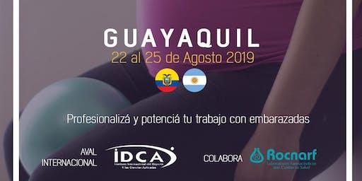 Ecuador (Guayaquil) - Formación Actividad Física en el Embarazo