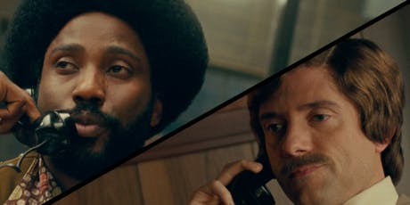 Film Screening: BlacKkKlansman tickets