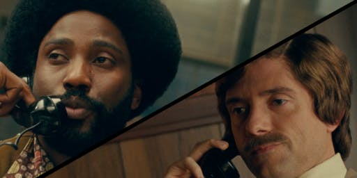 Film Screening: BlacKkKlansman