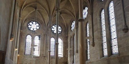 Journées européennes du patrimoine 2019 : visite de l'ancien réfectoire des moines (XIIIe siècle)