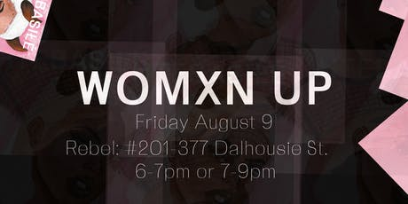 WOMXN UP - Fundraising Release Party tickets